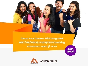 IISER Coaching Centres in Kerala call: +91 7593853333, www.alpsacademy.in
