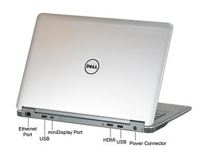 Dell e7440 4th Gen i5 4GB Ram
